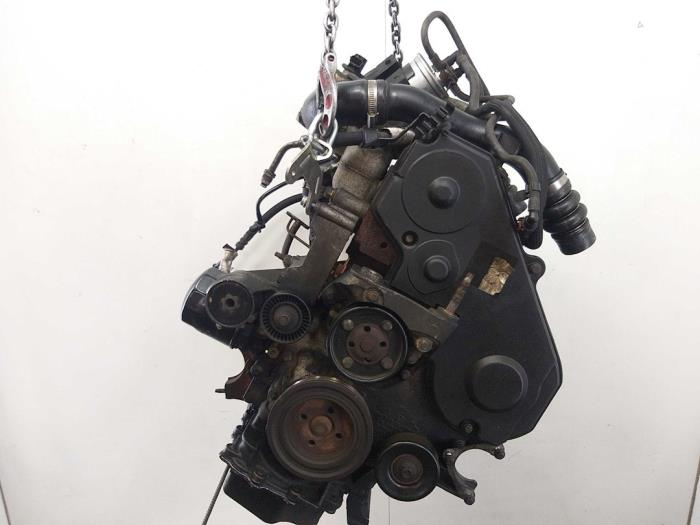 Motor Ford Transit Connect  BHPA5J25651,BHPA 4
