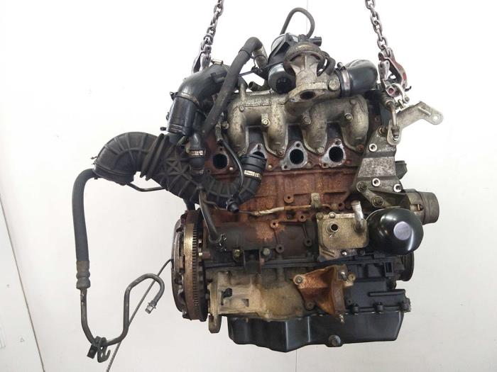 Motor Ford Transit Connect  BHPA5J25651,BHPA 5