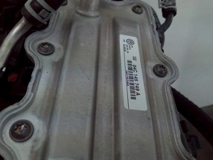 Motor Volkswagen T-Cross 04C145749A, 04C105266F, 04C103475Q, 04C103011T DKRA,DKR201517 11