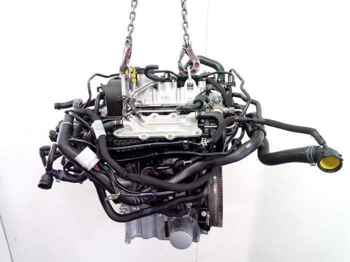 Motor Volkswagen T-Cross 04C145749A, 04C105266F, 04C103475Q, 04C103011T DKRA,DKR201517 1