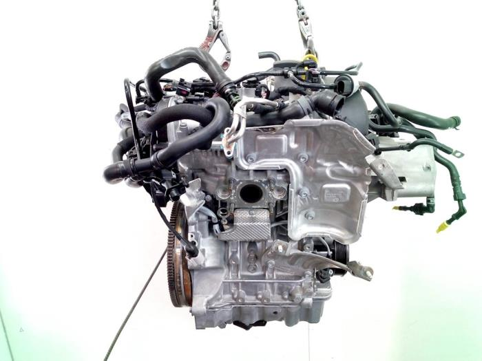 Motor Volkswagen T-Cross 04C145749A, 04C105266F, 04C103475Q, 04C103011T DKRA,DKR201517 4