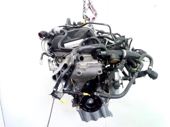 Motor Volkswagen T-Cross 04C145749A, 04C105266F, 04C103475Q, 04C103011T DKRA,DKR201517 5