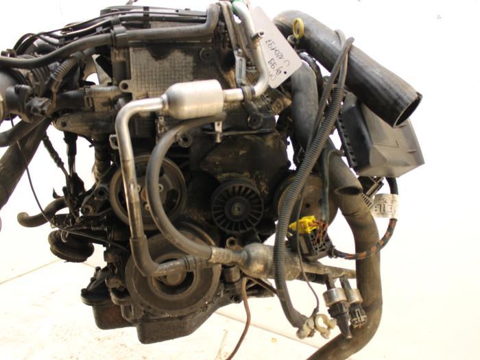 Motor Opel Omega  X20DTH 5