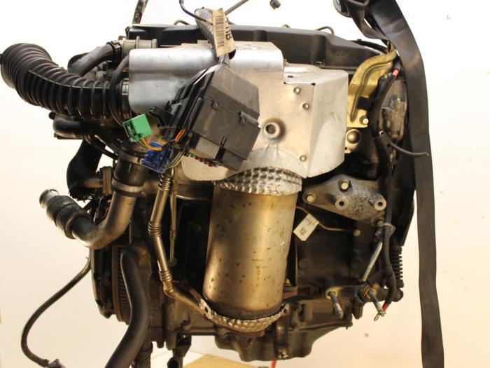 Motor Ford Mondeo D5BA20 D5BA 5