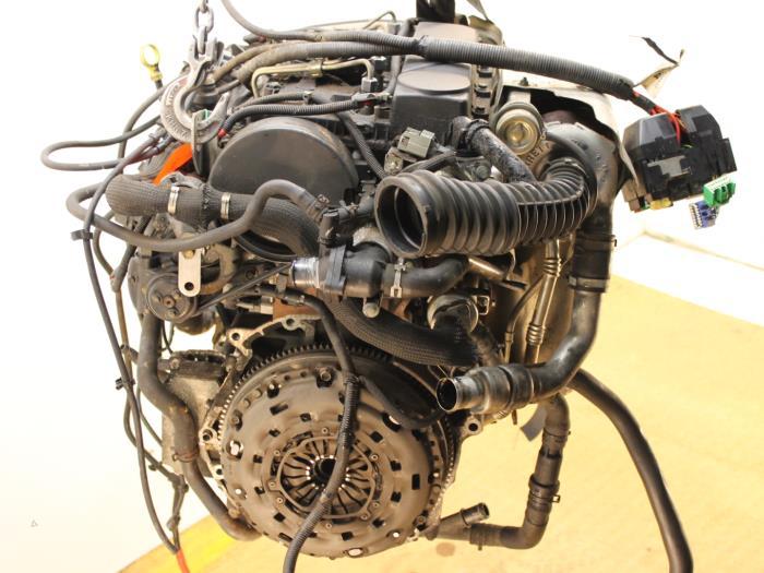 Motor Ford Mondeo D5BA20 D5BA 4