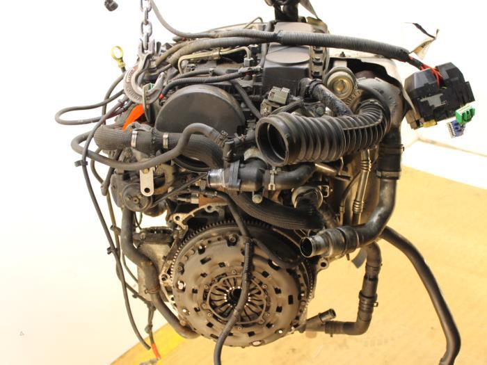 Motor Ford Mondeo D5BA20 D5BA 3