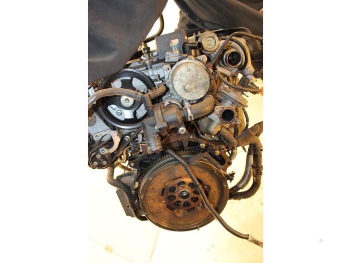 Motor Ford Mondeo XS7Q6019AC XS7Q6019AC 6