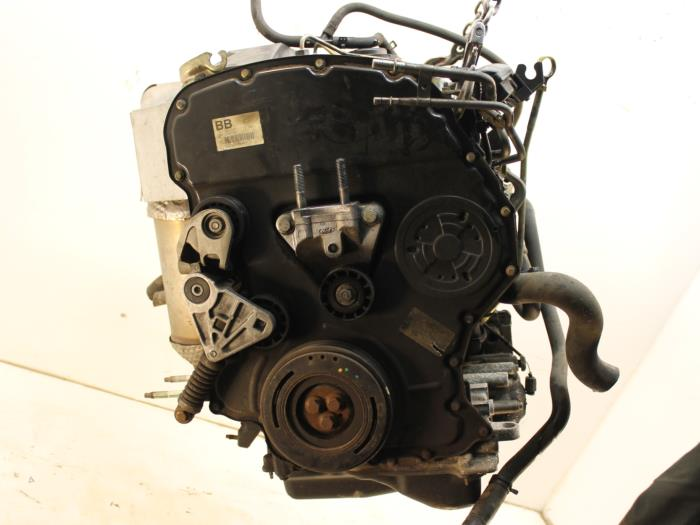 Motor Ford Mondeo XS7Q6019AC XS7Q6019AC 4