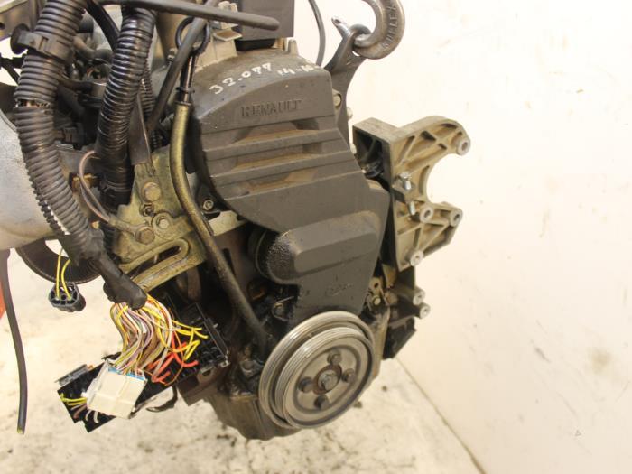 Motor Renault Megane Scenic K7MB703, K7M702, K7M703 K7M703 6