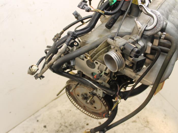 Motor Renault Megane Scenic K7MB703, K7M702, K7M703 K7M703 5