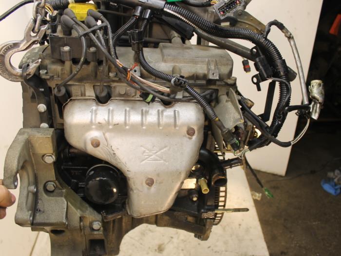 Motor Renault Megane Scenic K7MB703, K7M702, K7M703 K7M703 4