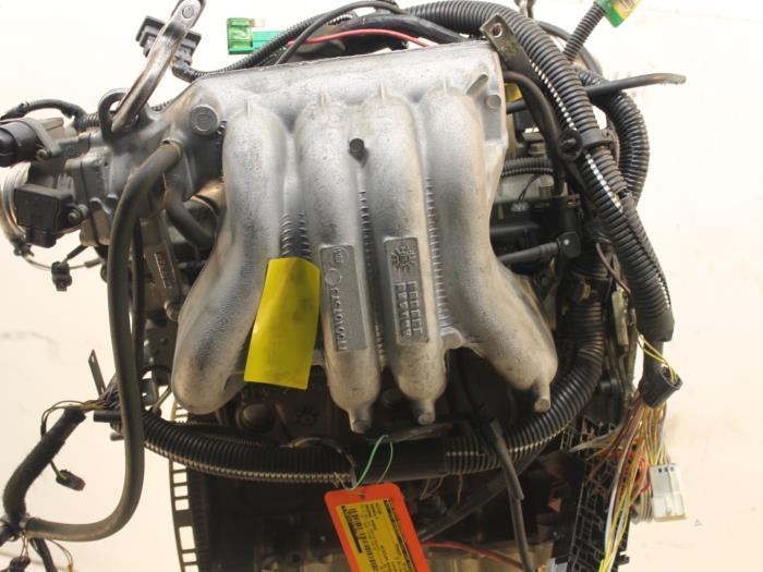 Motor Renault Megane Scenic K7MB703, K7M702, K7M703 K7M703 1