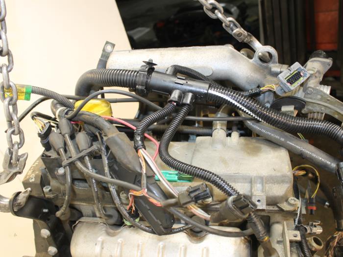 Motor Renault Megane Scenic K7MB703, K7M702, K7M703 K7M703 3