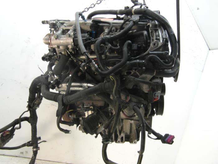 Motor Saab 9-3 03- Z19DT Z19DT 1