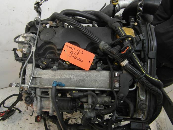 Motor Saab 9-3 03- Z19DT Z19DT 4