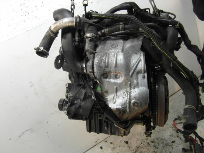 Motor Saab 9-3 03- Z19DT Z19DT 3