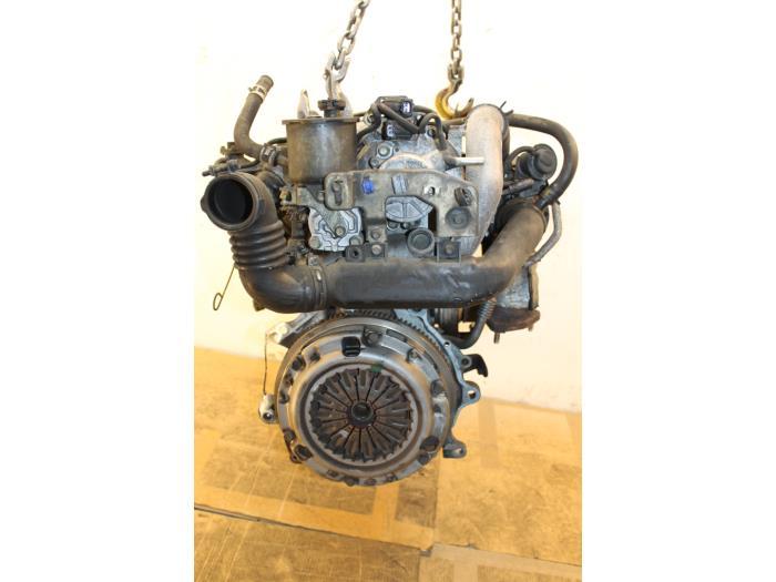 Motor Mazda 323F RF3FRFTDI RFTDI 4