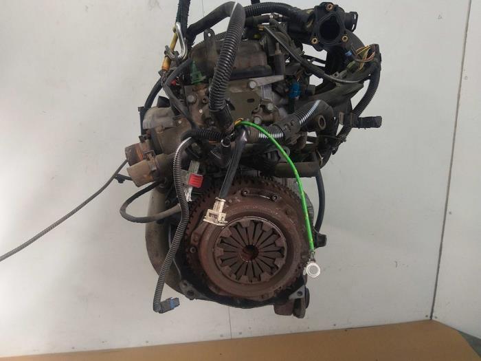 Motor Peugeot 206 HFZ11 HFZ 5