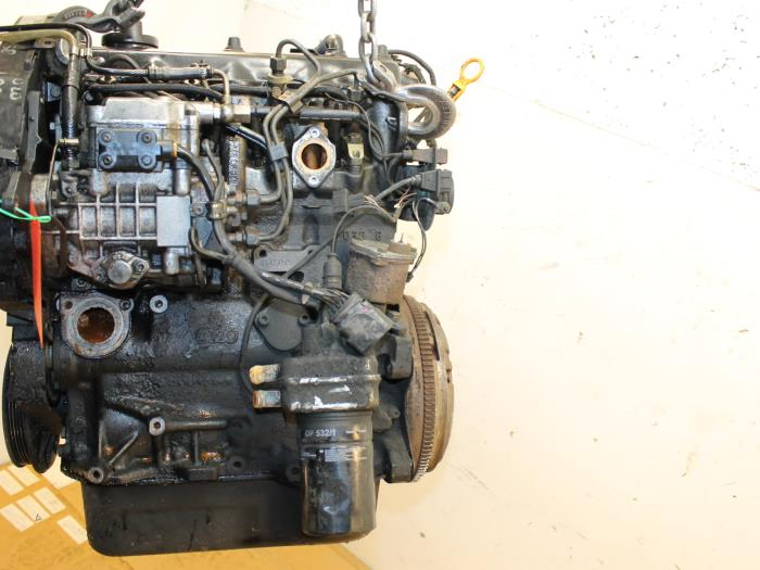 Motor Volkswagen Polo  AGD 3
