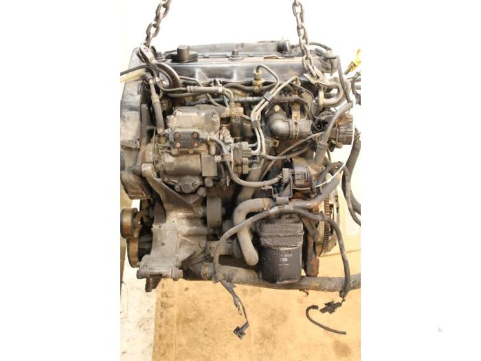 Motor Volkswagen Polo AGD19 AGD 3