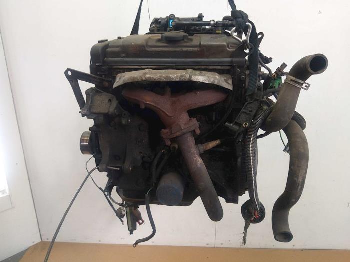 Motor Peugeot 206 NFZ16 NFZ 5