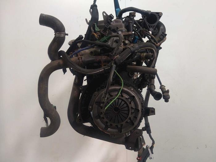 Motor Peugeot 206 NFZ16 NFZ 1