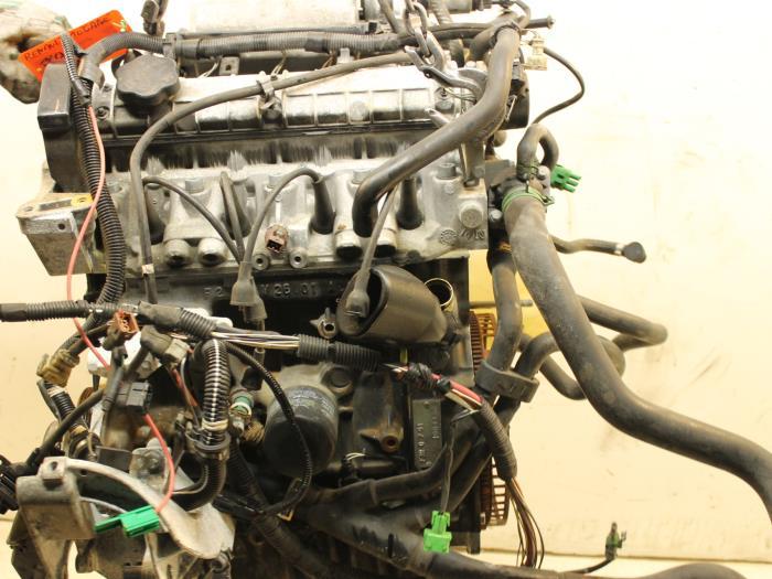 Motor Renault Megane F3R750, F3R751, F3RQ791F3R750, F3RQ791 F3RQ7,F3R,Q7 1