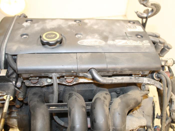 Motor Ford Puma FHD14 FHD 6