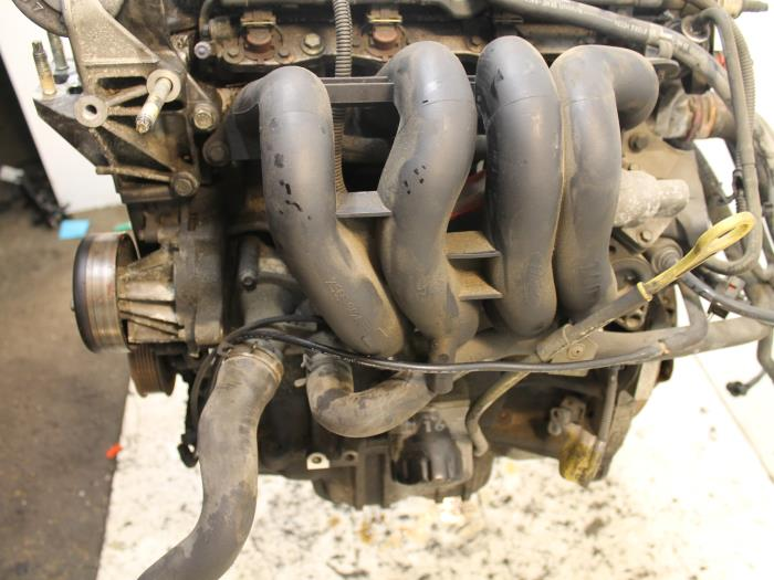 Motor Ford Puma FHD14 FHD 4