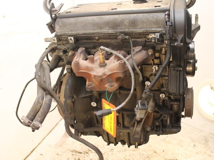 Motor Ford Puma FHD14 FHD 3