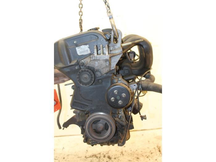 Motor Ford Puma FHD14 FHD 1