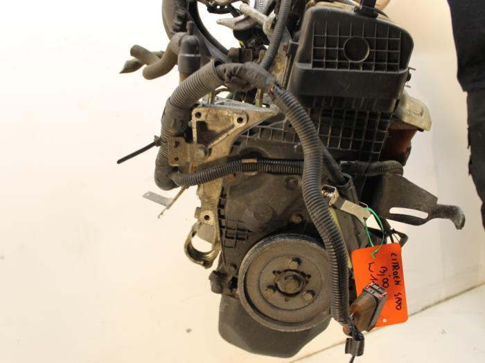 Motor Citroen Saxo NFZ16 NFZ 4