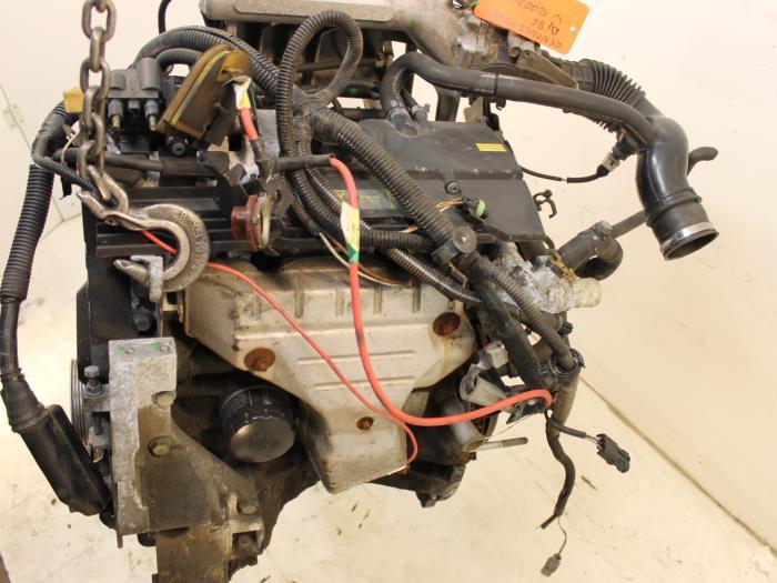 Motor Renault Megane K7M702, K7K703 K7M703 5