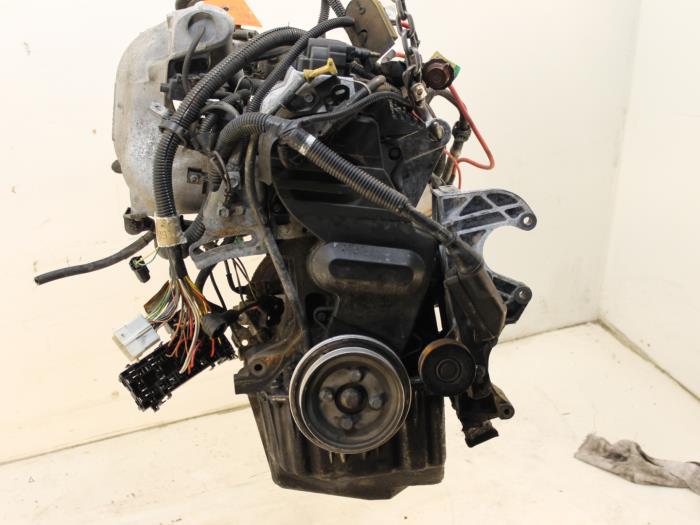 Motor Renault Megane K7M702, K7K703 K7M703 3