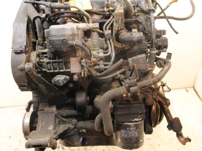 Motor Volkswagen Polo ASX19 ASX 1