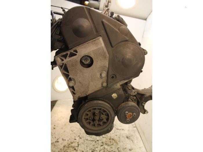 Motor Volkswagen Polo ASX19 ASX 3