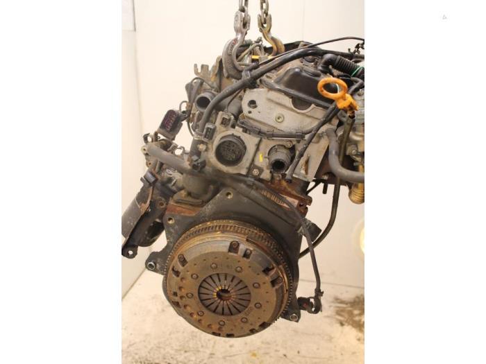 Motor Volkswagen Polo ASX19 ASX 5
