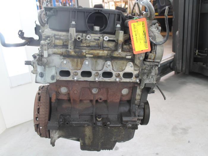 Motor Renault Megane K4MA7, K4M704 K4M704 5