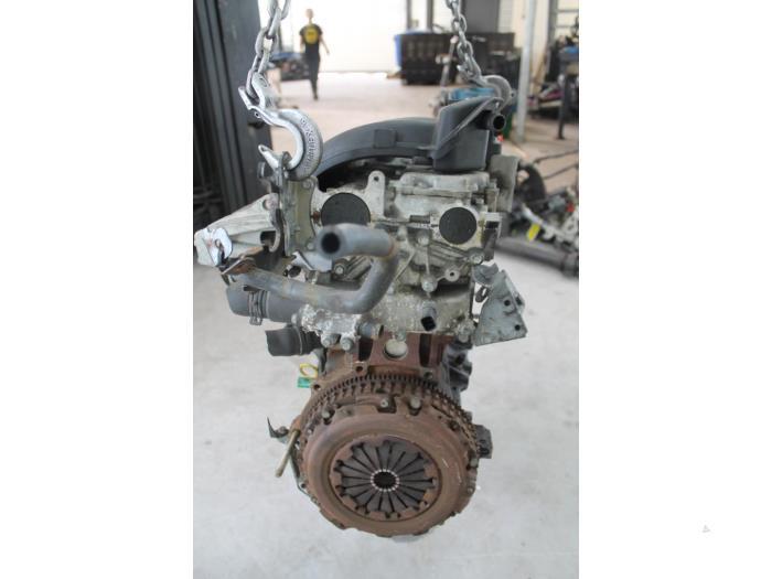 Motor Renault Megane K4MA7, K4M704 K4M704 6