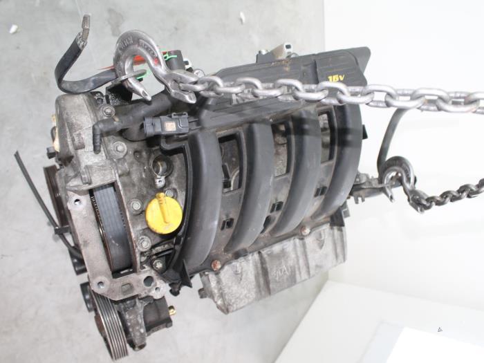 Motor Renault Megane K4MA7, K4M704 K4M704 4