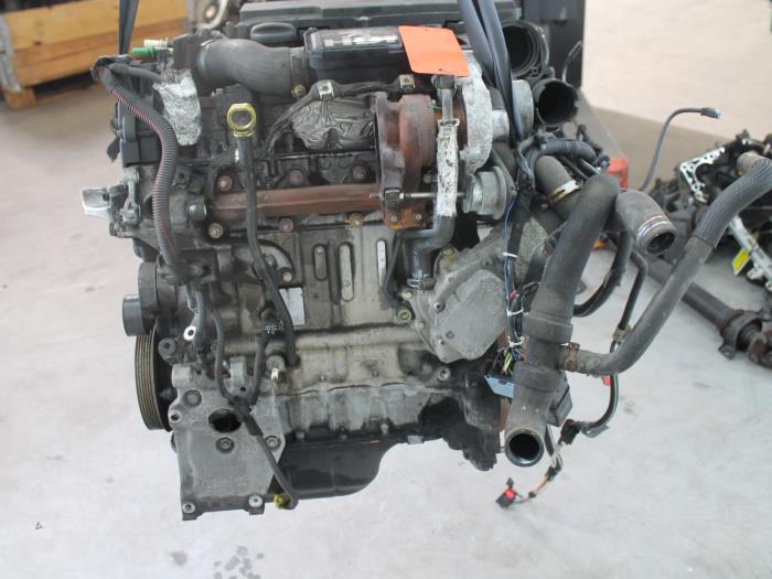 Motor Peugeot 206 8HX14 8HX 6