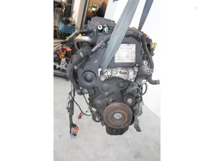 Motor Peugeot 206 8HX14 8HX 1