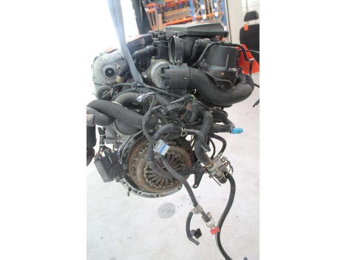 Motor Peugeot 206 8HX14 8HX 5