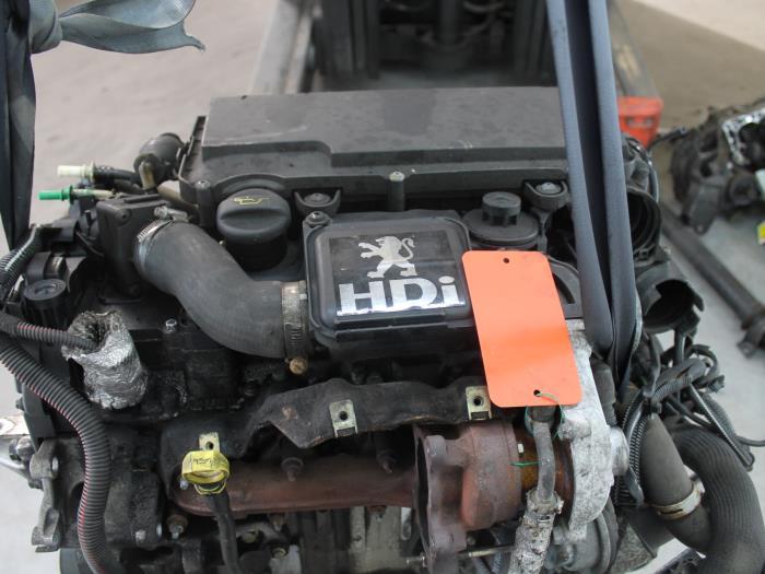 Motor Peugeot 206 8HX14 8HX 3