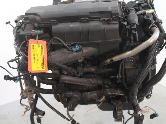 Motor Peugeot 206 8HX14 8HX 4