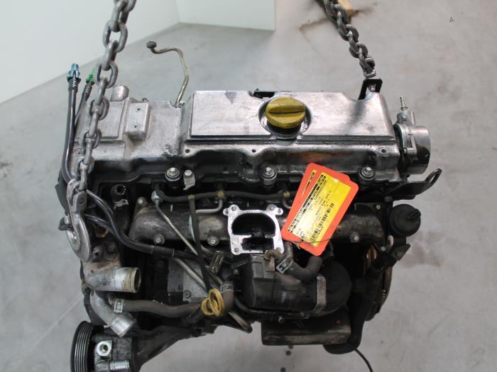Motor Saab 9-5 D223L D223L 1