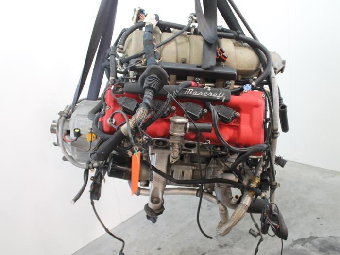 Motor Maserati 3200 GT  M138 3