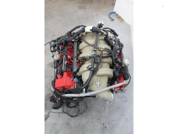 Motor Maserati 3200 GT  M138 1