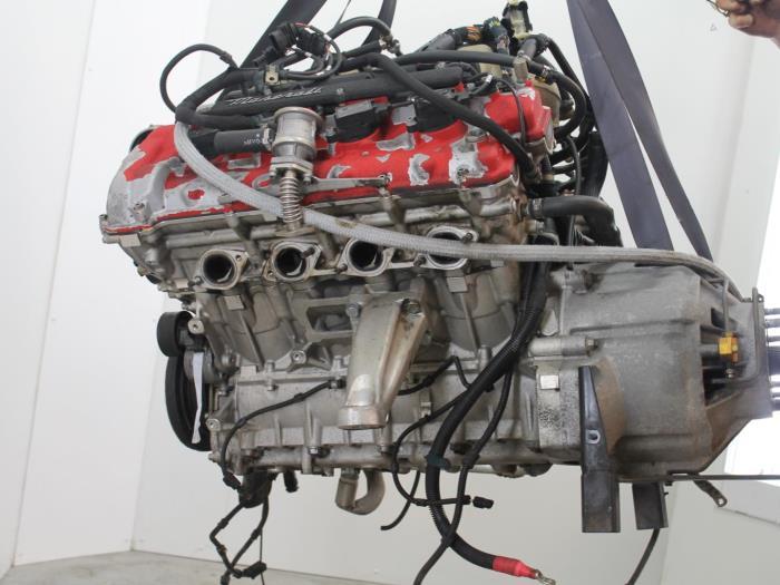 Motor Maserati 3200 GT  M138 6