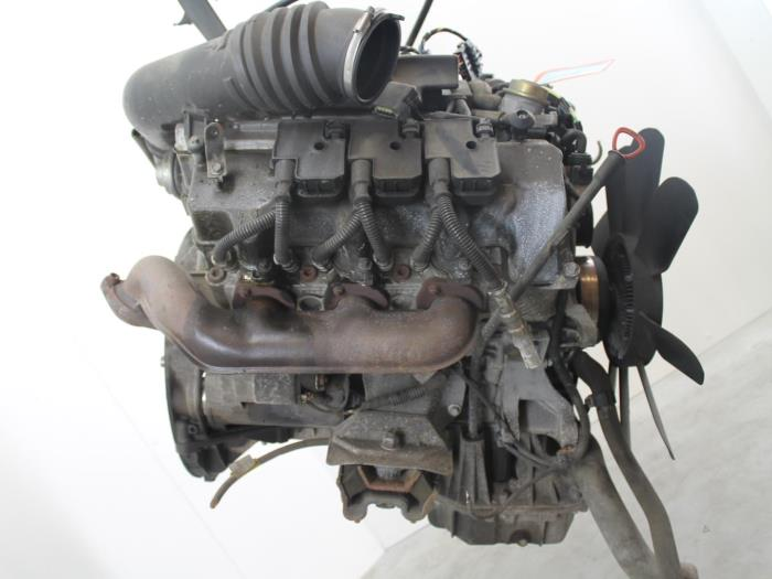 Motor Mercedes ML-Klasse 112942 112942 3